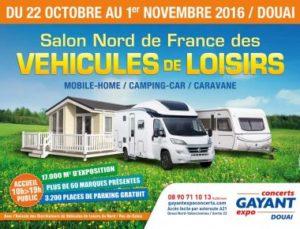 Salon nord de france des v hicules de loisirs du 22 for Salon du mobil home